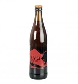 Lyo Red Beer 500ml - confezione da 12