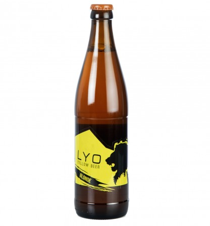 Lyo Yellow Beer